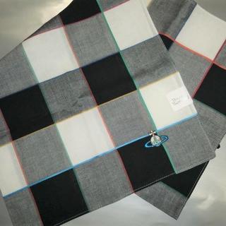 ヴィヴィアンウエストウッド(Vivienne Westwood)の新作新品マルチギンガムハンカチbr ヴィヴィアンウエストウッド(ハンカチ/ポケットチーフ)