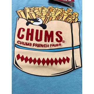 CHUMS Tシャツ BOOBY POTATO