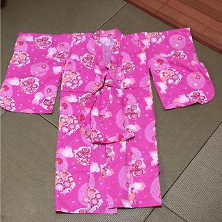 ユニクロ(UNIQLO)の浴衣  サイズ120  ユニクロ  UNIQLO(甚平/浴衣)