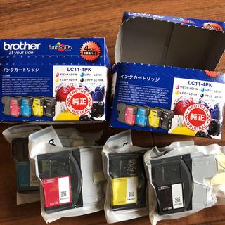 ブラザー(brother)のプリンターインク  brother純正(PC周辺機器)