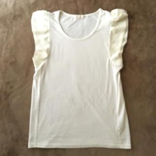 エージーバイアクアガール(AG by aquagirl)のAGバイアクアガール(Tシャツ(半袖/袖なし))
