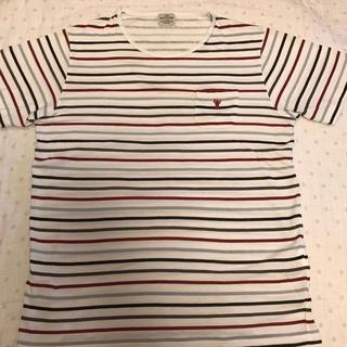 コーエン(coen)のコーエン coen  ボーダーTシャツ(Tシャツ/カットソー(半袖/袖なし))