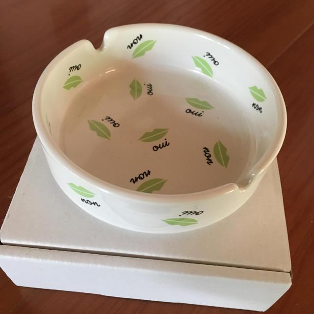 SLY(スライ)のHOTEL SLY 灰皿 ホワイト インテリア/住まい/日用品のインテリア小物(灰皿)の商品写真