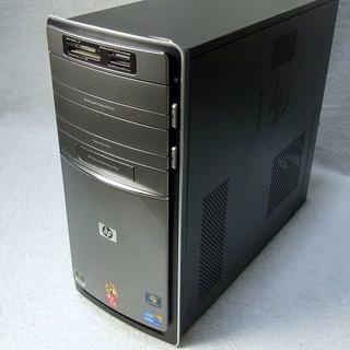 ヒューレットパッカード(HP)のCore i7 新品HD1TB ブルーレイ Win10&Office 無線LAN(デスクトップ型PC)