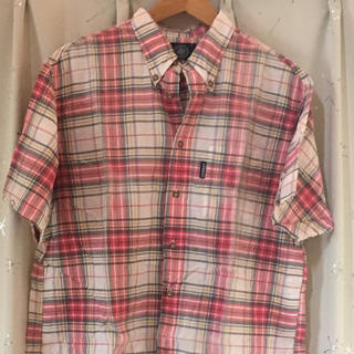 ジェイプレス(J.PRESS)の半袖シャツ jpress ジェイプレス チェック ネルシャツ(シャツ)