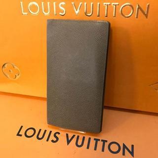 ルイヴィトン(LOUIS VUITTON)のルイヴィトン 正規品 タイガ 札入れ(財布)