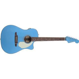 フェンダー(Fender)の未使用 Fender エレアコ ギター Sonoran ブルー(アコースティックギター)