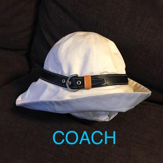 コーチ(COACH)の■COACH■帽子🍀■(ハット)