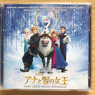 アナと雪の女王 CD(その他)