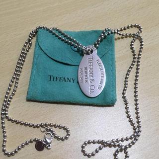 ティファニー(Tiffany & Co.)のティファニーのリターントゥーネックレス(ネックレス)