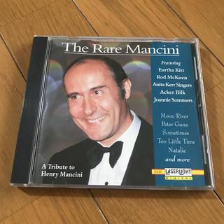 The Rare Mancini  ヘンリーマンシーニ  洋画サントラ(映画音楽)