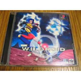 プレイステーション(PlayStation)のPS ワイルドロイド9(家庭用ゲームソフト)