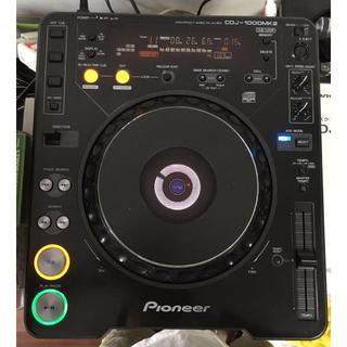 パイオニア(Pioneer)のPioneer CDJ-1000MK2 電源コード【動作品】(CDJ)