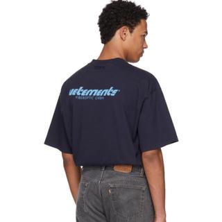 バレンシアガ(Balenciaga)のvetements 18ss Tシャツ Sサイズ(Tシャツ/カットソー(半袖/袖なし))