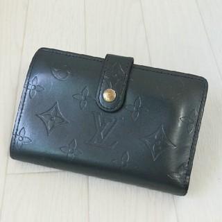 ルイヴィトン(LOUIS VUITTON)の《正規品》ルイヴィトン がま口財布 モノグラムマット(財布)