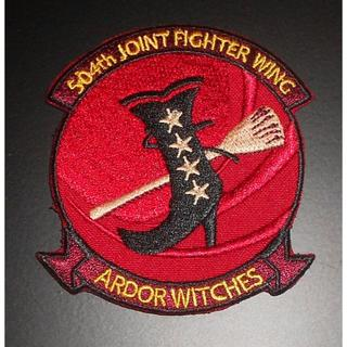 STRIKE WITCHES 連合軍第504統合戦闘航空団 パッチ(その他)