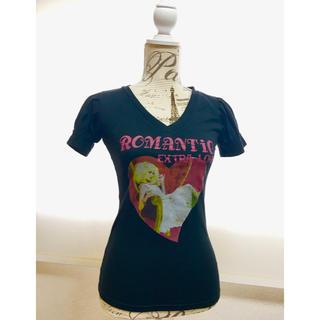 バレンタインハイ(ValenTine's High)のパフスリーブTシャツ ValenTine's high(Tシャツ(半袖/袖なし))