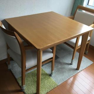 ニトリ - 食卓テーブル  6月24日まで