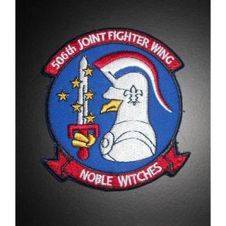 STRIKE WITCHES 連合軍第506統合戦闘航空団 パッチ(その他)