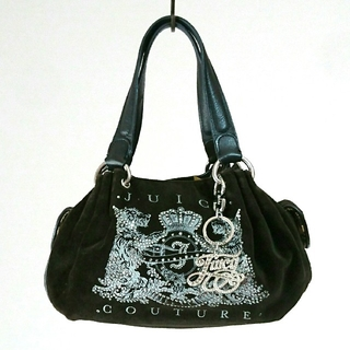 ジューシークチュール(Juicy Couture)のJUICY COUTURE  ジューシークチュール ハンドバッグ(ハンドバッグ)