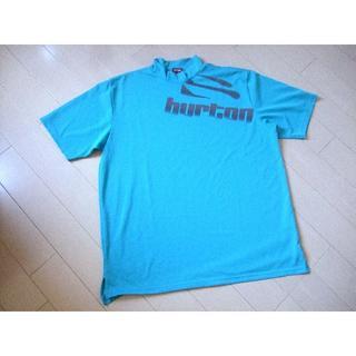 バートン(BURTON)のバートン ゴルフ メンズ★ハイネックシャツ 半袖★青(ウエア)