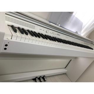 カシオ(CASIO)の美品 CASIO Privia PX-760WE ホワイトウッド調 カシオ(電子ピアノ)