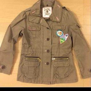 エンジェルブルー(angelblue)のジャケット  エンジェルブルー  140センチ(ジャケット/上着)