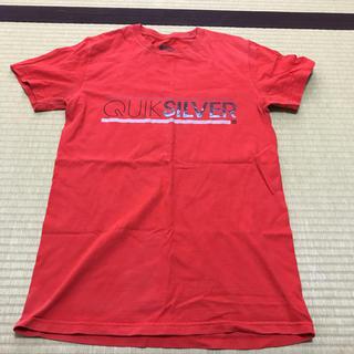 クイックシルバー(QUIKSILVER)の✨クイックシルバー・Tシャツ✨USED品(Tシャツ/カットソー(半袖/袖なし))