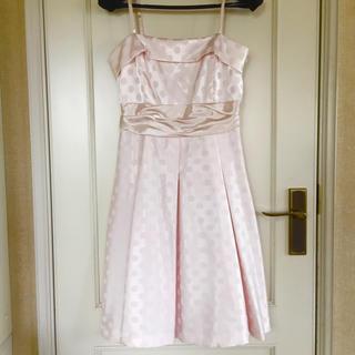 ピンキーガールズ(PinkyGirls)の❇︎ピンキーガールズ ドレス ストール付き❇︎(ミディアムドレス)
