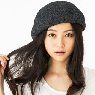 アザー(other)のother♡サーモベレー帽(ハンチング/ベレー帽)