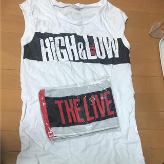 トゥエンティーフォーカラッツ(24karats)のHiGH&LOW 限定Tシャツ(ミュージシャン)
