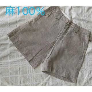 MUJI (無印良品) - 未使用 無印良品 ショートパンツ