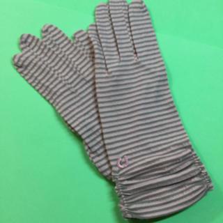 シャルルジョルダン(CHARLES JOURDAN)のCHARLES.JOURDAN...... UV手袋……新品未使用(手袋)