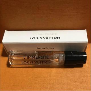 ルイヴィトン(LOUIS VUITTON)のルイ ヴィトン L'IMMENSITE フレグランス 香水 非売品(ユニセックス)