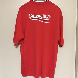 バレンシアガ(Balenciaga)のBALENCIAGA  Tシャツ  18ss  (Tシャツ/カットソー(半袖/袖なし))