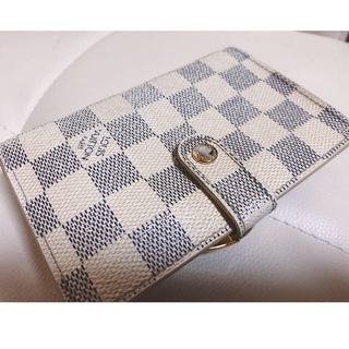 ルイヴィトン(LOUIS VUITTON)の美品 ルイヴィトン がま口財布(財布)