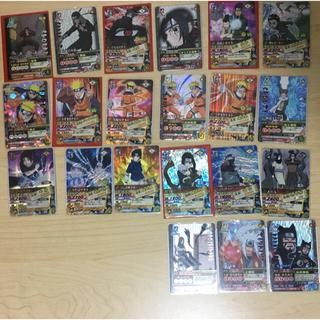 バンダイ(BANDAI)のNARUTO カード(カード)