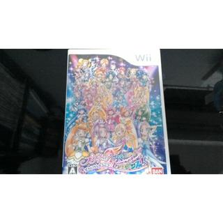 Wii - Wii プリキュア オールスターズ ぜんいんしゅうごうレッツダンス