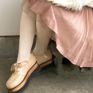アナザーエディション(ANOTHER EDITION)のAnother Edition 厚底靴(ローファー/革靴)