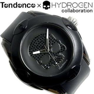 テンデンス(Tendence)のテンデンス時計 ☆抜群のインパクトと存在感!!人気急上昇・稀少☆ブラック(腕時計)