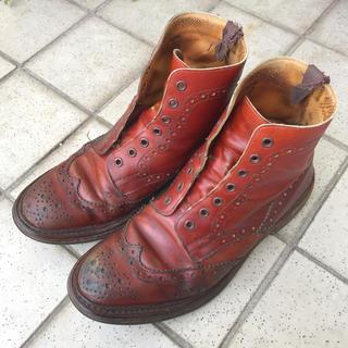 トリッカーズ(Trickers)のtricker's トリッカーズ ポールスミス  カントリーブーツ m6187(ブーツ)