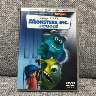 ディズニー(Disney)のDisney DVD モンスターズインク(DVDプレーヤー)