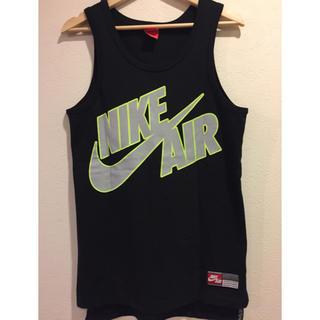 ナイキ(NIKE)のNIKE AIR タンクトップシャツ  (タンクトップ)