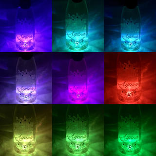 ✨ LED彫刻名前入りボトルプロフ必見‼︎✨ オーダーメイド(シャンパン/スパークリングワイン)