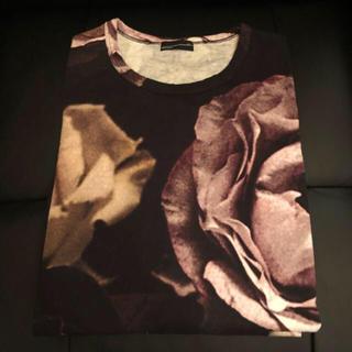 ラッドミュージシャン(LAD MUSICIAN)の新品未使用 ラッドミュージシャン  ビックローズスーパービックT(Tシャツ/カットソー(半袖/袖なし))