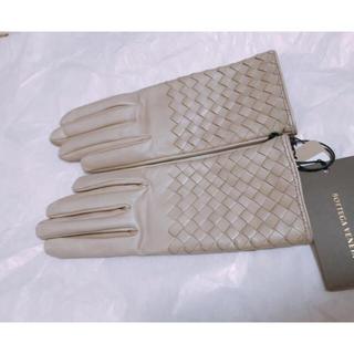 ボッテガヴェネタ(Bottega Veneta)のボッテガヴェネタ 革手袋(手袋)