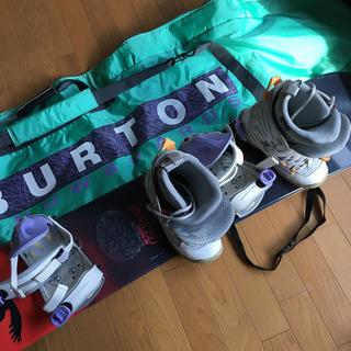 バートン(BURTON)の[4点セット]スノーボード スタートセット(ボード)