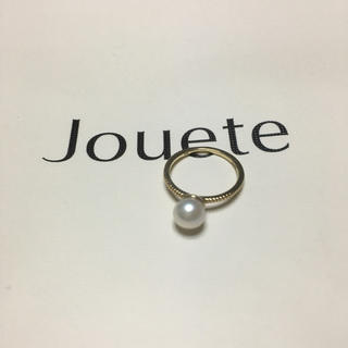 エテ(ete)のjouete リング(リング(指輪))