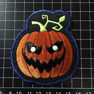 アイロンワッペン★かぼちゃ・スカル★ハロウィーン(その他)