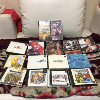 プレイステーション(PlayStation)のPS/PS2/PSPソフト詰め合わせ(家庭用ゲームソフト)